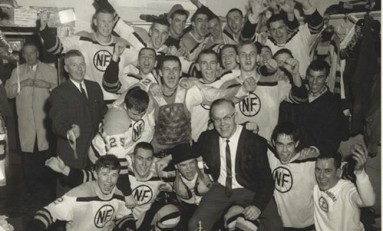 50 Years Ago in Hockey - Parent Leads Flyers to Cup