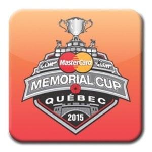 2015 Memorial Cup Logo