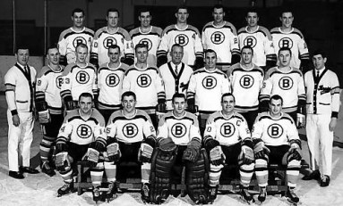 50 Years Ago in Hockey - 64-65 Post-Mortem:  Boston Bruins
