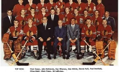 50 Years Ago in Hockey - 64-65 Post-Mortem: Black Hawks