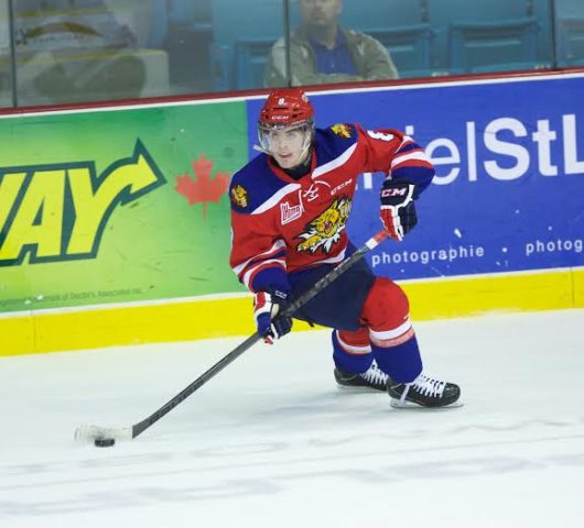Conor Garland Moncton Wildcats