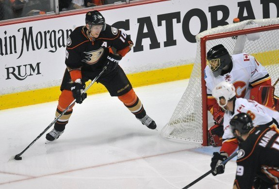 Corey Perry has 2 goals and 6 points this series (Gary A. Vasquez-USA TODAY Sports)