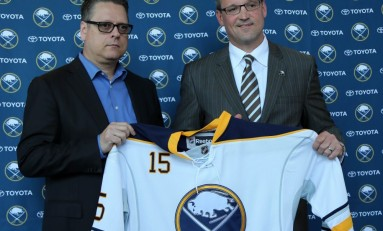 NHL Draft: Sabres Willing to Trade 8th Overall Pick