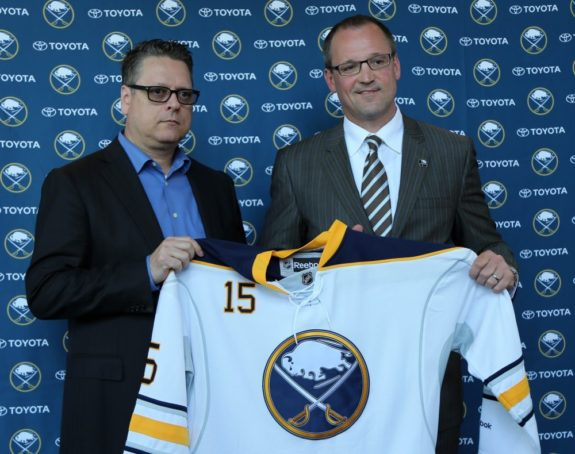 Buffalo Sabres, NHL Draft