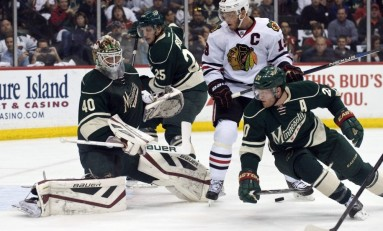 Wild's Devan Dubnyk Controls Club's Fate