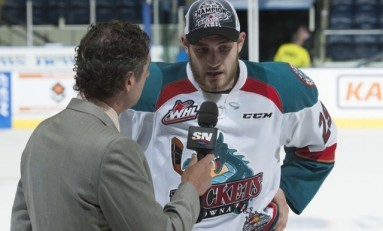 Oilers' Draisaitl Lifts Rockets to WHL Title