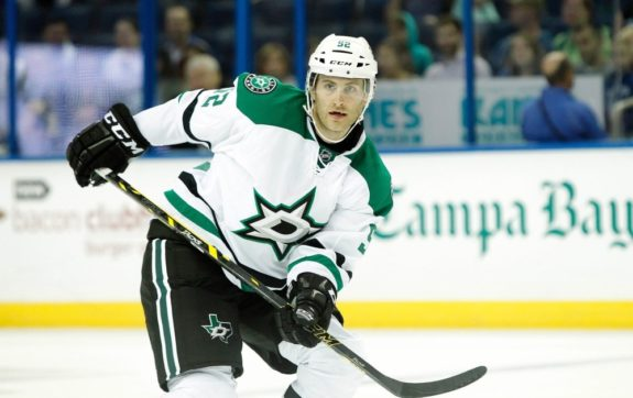 Esa Lindell is having a good year with the Texas Stars, which earned him a call up to the Dallas Stars earlier in the season. (Kim Klement-USA TODAY Sports)