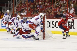 NHL Playoffs, NHL, Jay Beagle, Washington Capitals, New York Rangers