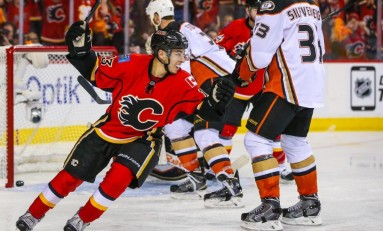 Calgary Flames Are California Dreamin'
