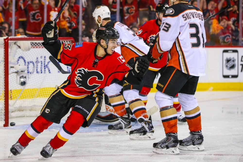 Flames Hoping 25th Time's the Charm