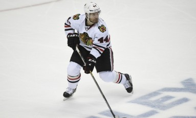 Kimmo Timonen Not to Blame for Blackhawks' Deficit