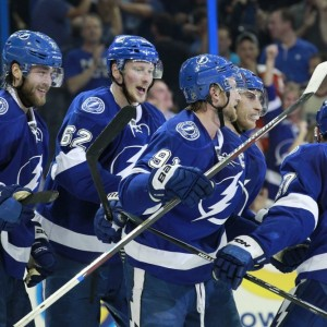 The Tampa Bay Lightning (Kim Klement-USA TODAY Sports)