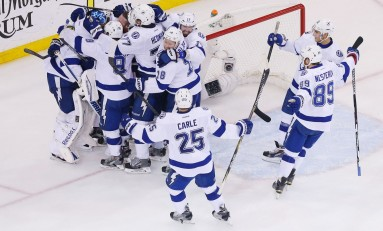 Bishop Dethrones The King; Tampa Bay Advance To The Stanley Cup Final