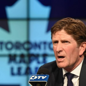 Mike Babcock, NHL, Toronto Maple Leafs