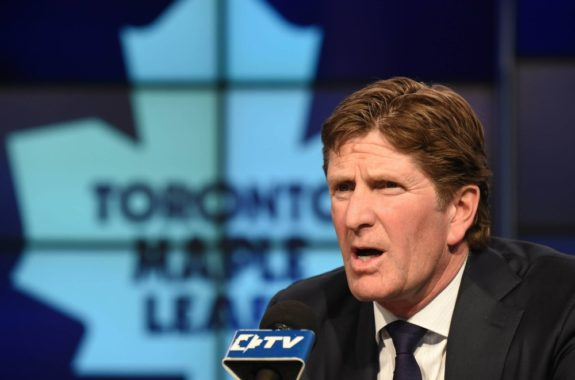 Mike Babcock, Maple Leafs