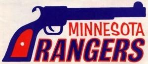 MInnesota Rangers new logo