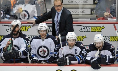 Winnipeg Coach Paul Maurice Fined $5K
