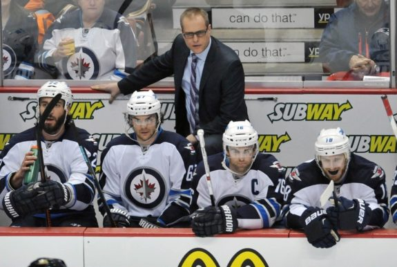 Paul Maurice, NHL, Winnipeg Jets