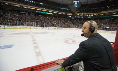 Pierre McGuire in Uncharted Territory for Game 7