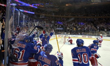 If Not The Rangers, Then Who Wins the East?