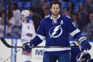 Ryan Callahan disappointed in his first playoff run with Tampa Bay (Kim Klement-USA TODAY Sports)