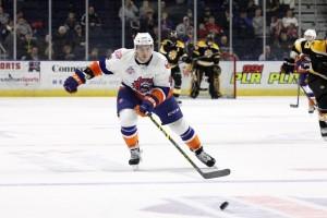 Ryan Pulock is taking the biggest step of his hockey career.