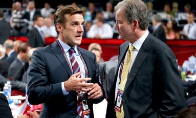 Team Canada Adds Brad Treliving, George McPhee to Worlds Brain Trust