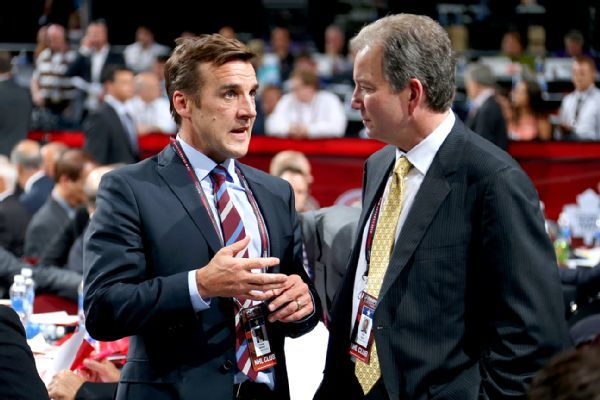 George McPhee, Vegas Golden Knights, NHL