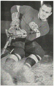 Jimmy McFadden: first Detroit Calder winner.