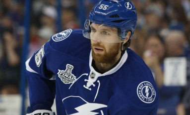Braydon Coburn Continues To Excel On Lightning Blue Line