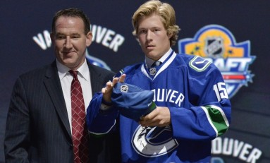 Brock Boeser Brings Hope