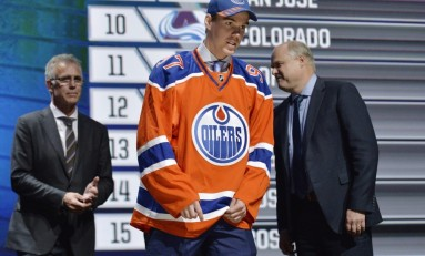 The Next Ones: 2015 NHL Draft First Round Picks