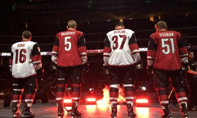 How Bad are the Coyotes Forwards?