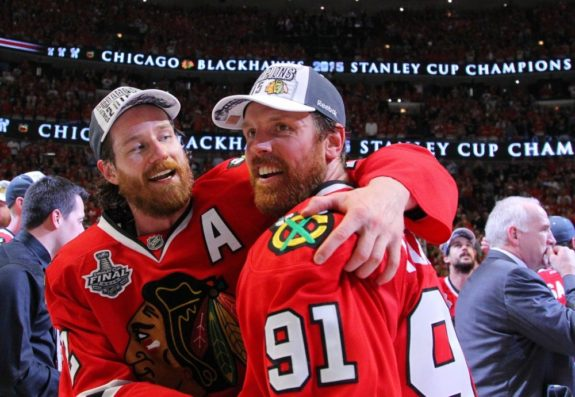 Brad Richards, Chicago Blackhawks
