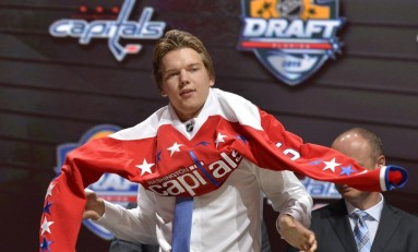 Caps Draft a Goalie ... Is Something Up Their Sleeve?