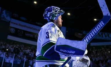 Comets Wonder-Goalie Markstrom May Finally Be NHL Ready