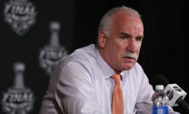 Predicting Possible NHL Coaching Changes
