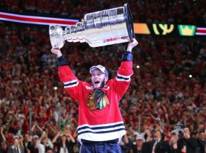 World Cup of Hockey, NHL, Jonathan Toews, Chicago Blackhawks