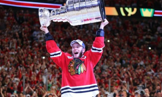 Countdown to Puck Drop – Day 49 – Blackhawks Break the Cup Drought