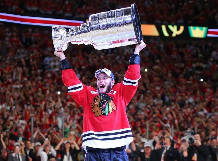 World Cup of Hockey, NHL, Jonathan Toews, Chicago Blackhawks