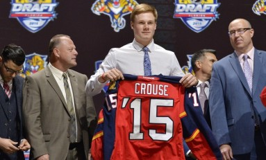 Lawson Crouse Being Called Up to the Panthers?