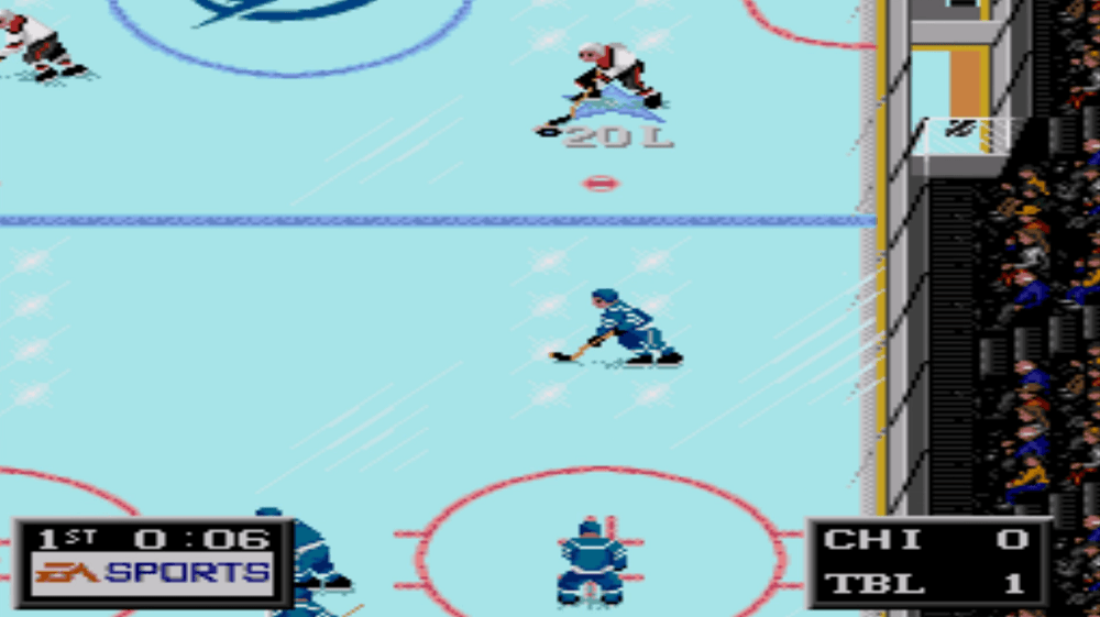 Stanley Cup Final NHL 94