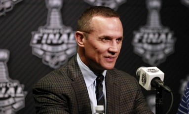 GM Gunning for Triple Gold: Yzerman Can Become Elusive Club's First Architect