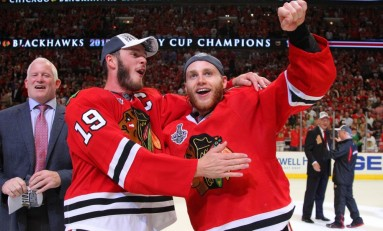 Why are the Chicago Blackhawks so Good? One Reason