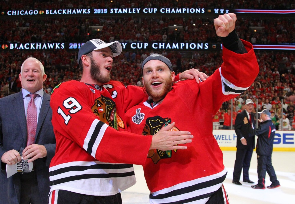 82351849dfd Five Things Chicago Blackhawks Fans Need to Remember
