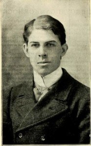 Arthur Farrell, author and hockey player.