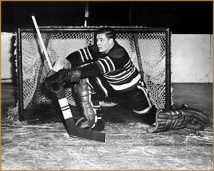 Toronto acquired Harry Lumley for four players.