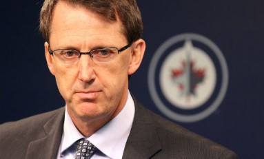 Winnipeg's Hockey White Knight: Mark Chipman