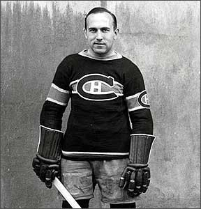"Howie Morenz, ""The Stratford Flash"""