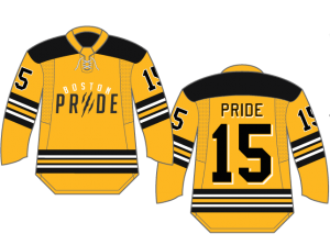 Boston Pride NWHL
